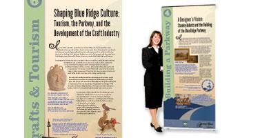 Blue Ridge Parkway 75th Anniversary Exhibit