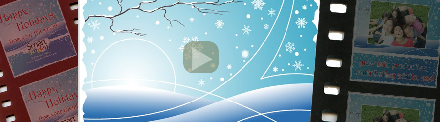 Smart Start Animated Holiday Greeting