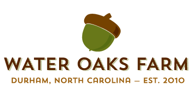 Water Oaks Farm Logo